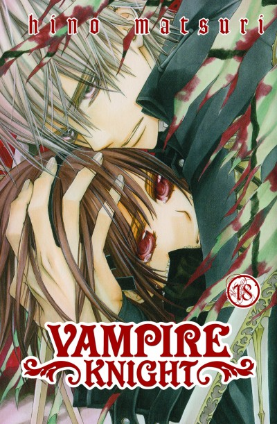 Matsuri Hino - Vampire Knight 18.