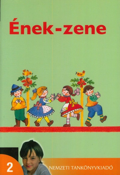Lantos Rezsőné - Lukin Lászlóné - Ének-zene 2. o.