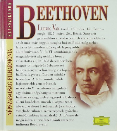 - Ludwig Van Beethoven (1770-1827) + CD