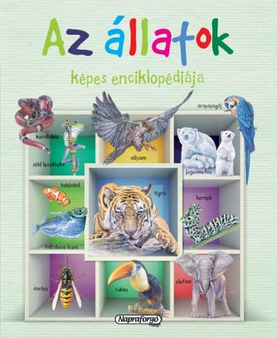 Campos Jiménez Mária  (Szerk.) - Az állatok képes enciklopédiája