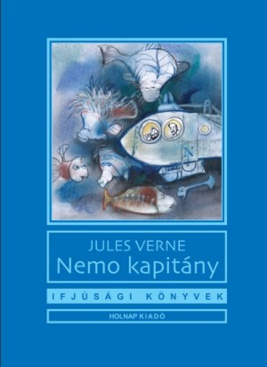 Jules Verne - Nemo kapit�ny