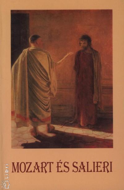 Fonalka Mária  (Szerk.) - Mozart és Salieri
