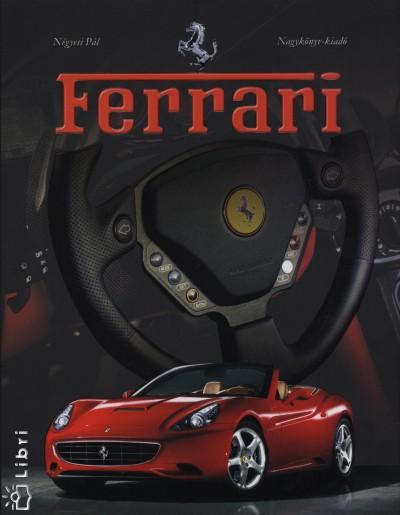 Négyesi Pál - Ferrari