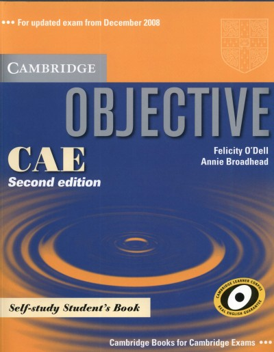 Annie Broadhead - Felicity O'Dell - Objective Cae - Second edition