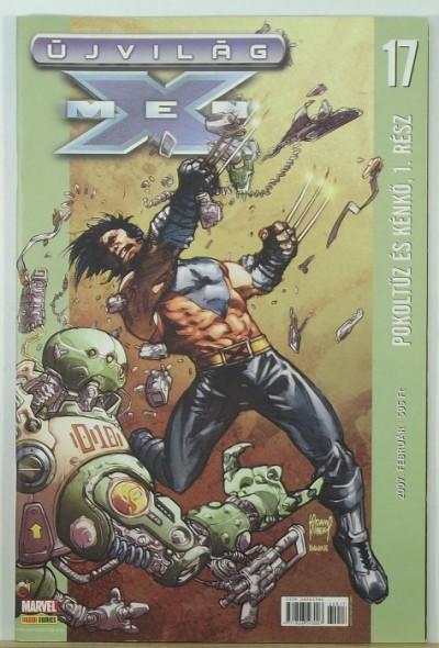 - Újvilág: X-Men 17. - Pokoltűz és kénkő, 1. rész