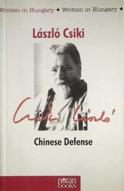 Csiki László - Chinese Defense