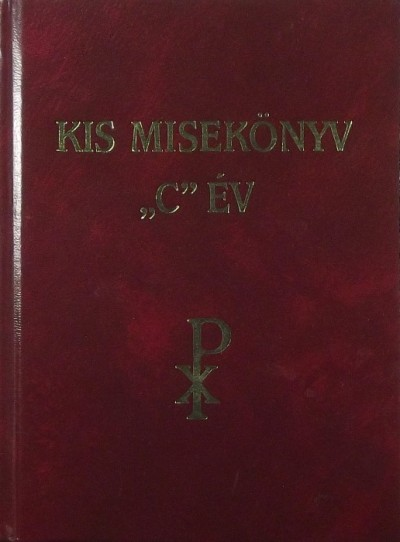- Kis misekönyv