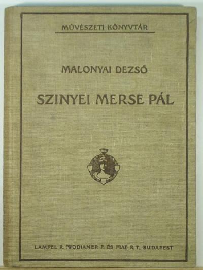 Malonyay Dezső - Szinyei Merse Pál