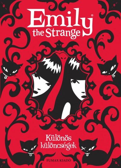 Jessica Gruner - Rob Reger - Emily the Strange: Különös különcségek