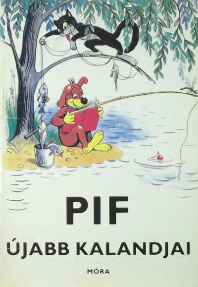 - Pif újabb kalandjai