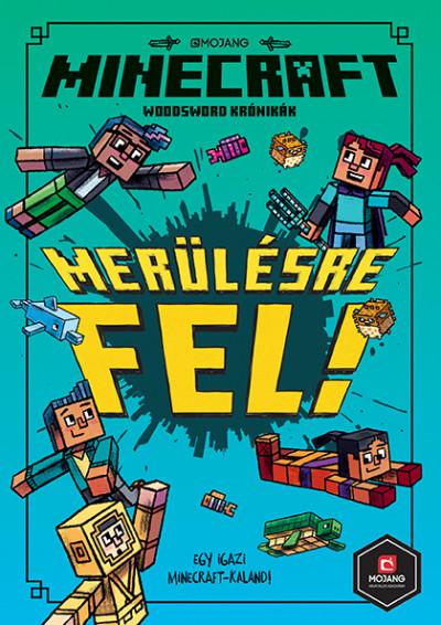 Nick Eliopulos - Minecraft - Merülésre fel!