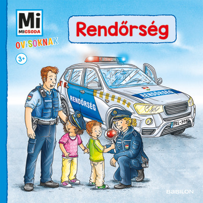 Benjamin Schreuder - Rendőrség