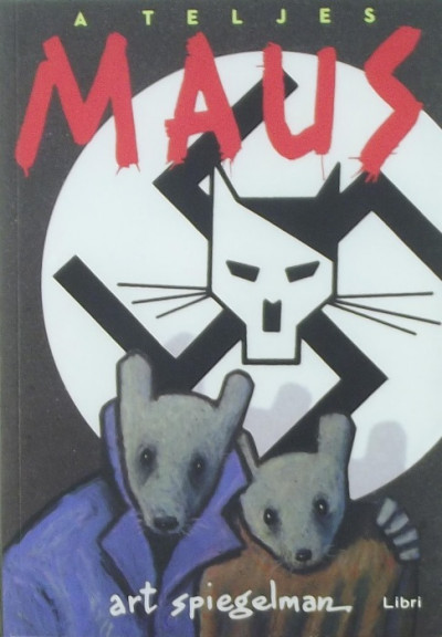 Art Spiegelman - A teljes Maus