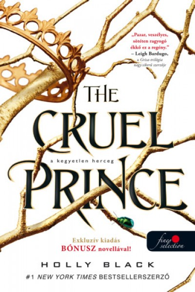 Holly Black - The Cruel Prince - A kegyetlen herceg