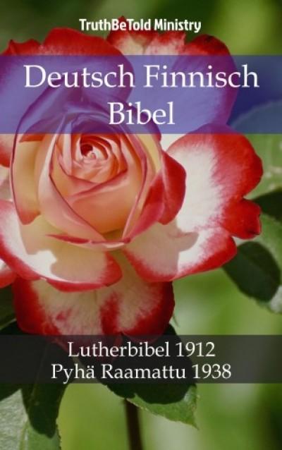 Martin Truthbetold Ministry Joern Andre Halseth - Deutsch Finnisch Bibel