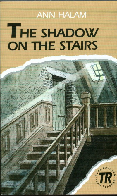 Ann Halam - The Shadow on the Stairs