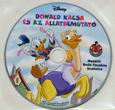 Bede-Fazekas Szabolcs - Donald kacsa és az állatbemutató - Walt Disney - Hangoskönyv