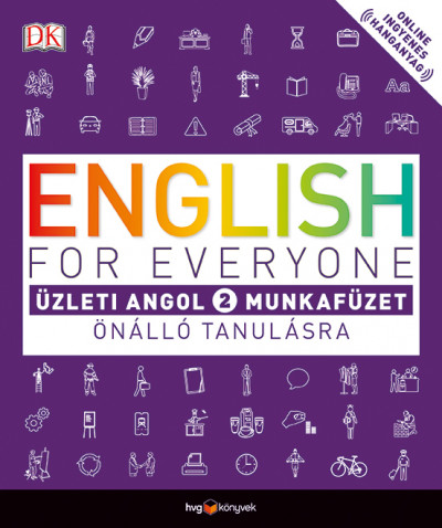 Thomas Booth - Trish Burrow - English for Everyone: Üzleti angol 2. munkafüzet