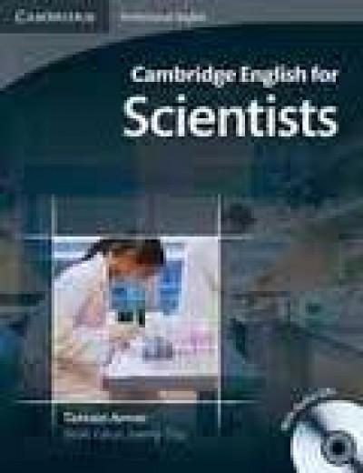 Tamzen Armer - Cambridge English for Scientists