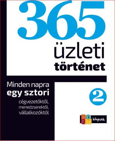 Kocsi Ilona - 365 üzleti történet 2.