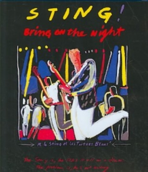 Sting - Bring On The Night - Blu-ray