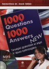 N�methn� Dr. Hock Ildik� - 1000 Questions 1000 Answers New - MP3 CD mell�klettel