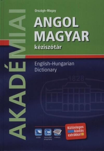 Magay Tamás  (Szerk.) - Országh László  (Szerk.) - Angol-magyar kéziszótár + A Journey Round my Skull