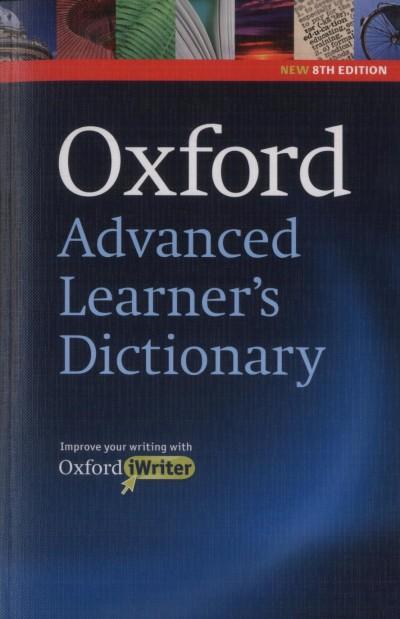 A. S. Hornby  (Szerk.) - Oxford Advanced Learner's Dictionary (8th Edition) - CD melléklettel