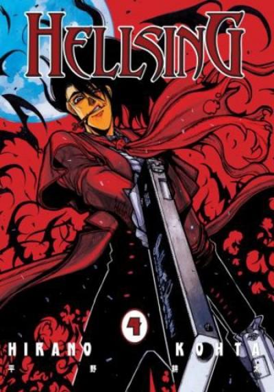 Hirano Kohta - Hellsing 4.