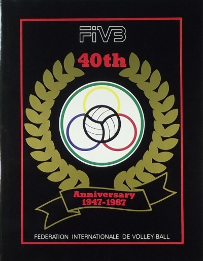 - FIVB 40th Anniversary 1947-1987